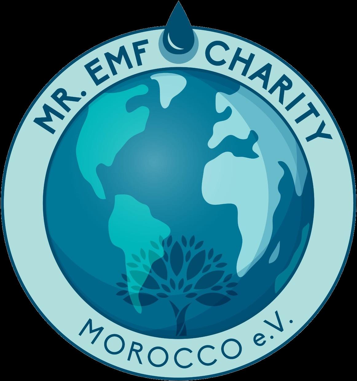 Mr Emf Charity logo